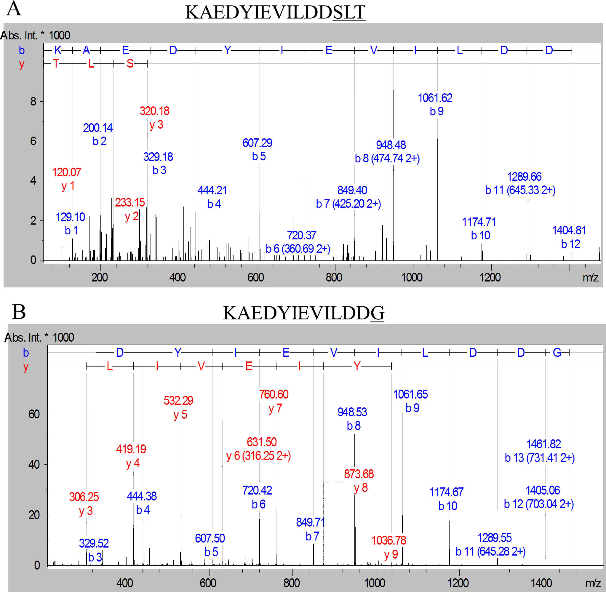 Modification of the C-terminal peptide of Pro-CPG70 with peptides or glycine.