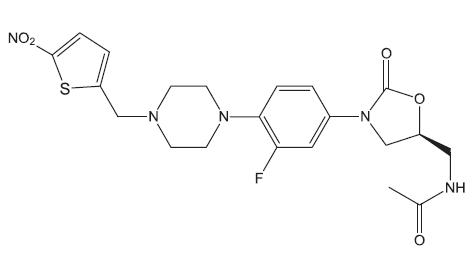 Rbx8700 – inhibitor proteosyntézy