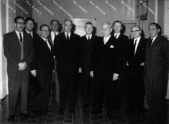 Komise Rehabilitační a fyzikální medicíny Světové neurologické federace.