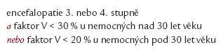Kritéria Clichy.