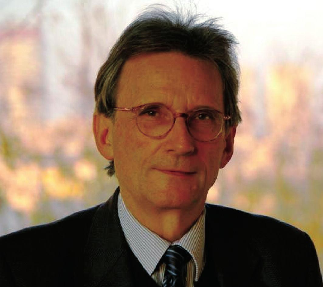Prof. Bernard Charpentier