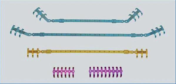 Instrumentárium Stratos Fig. 13: Stratos plates