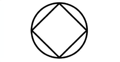 Logo organizace Narcotics Anonymous