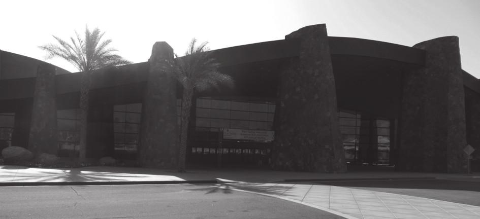 Hlavní místo konání, Palm Springs Convention Centre
