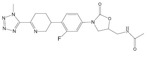 DA 7867 – inhibitor proteosyntézy