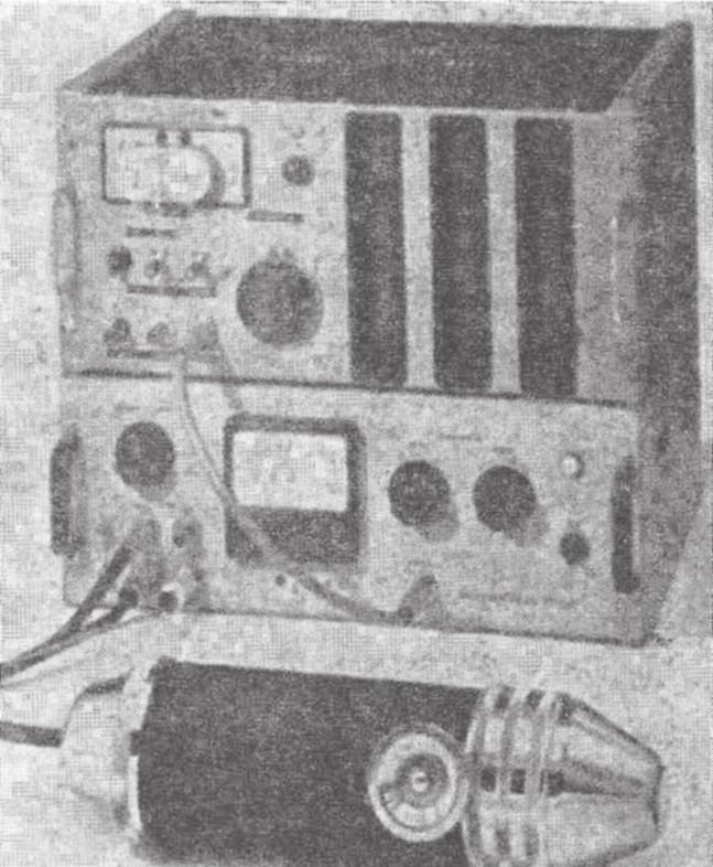 Směrový detektor pro měření radiojodu, prototyp VÚPJT