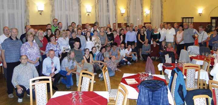Setkání osob žijících s transplantovaným srdcem se letos uskutečnilo v Karlově Studánce.