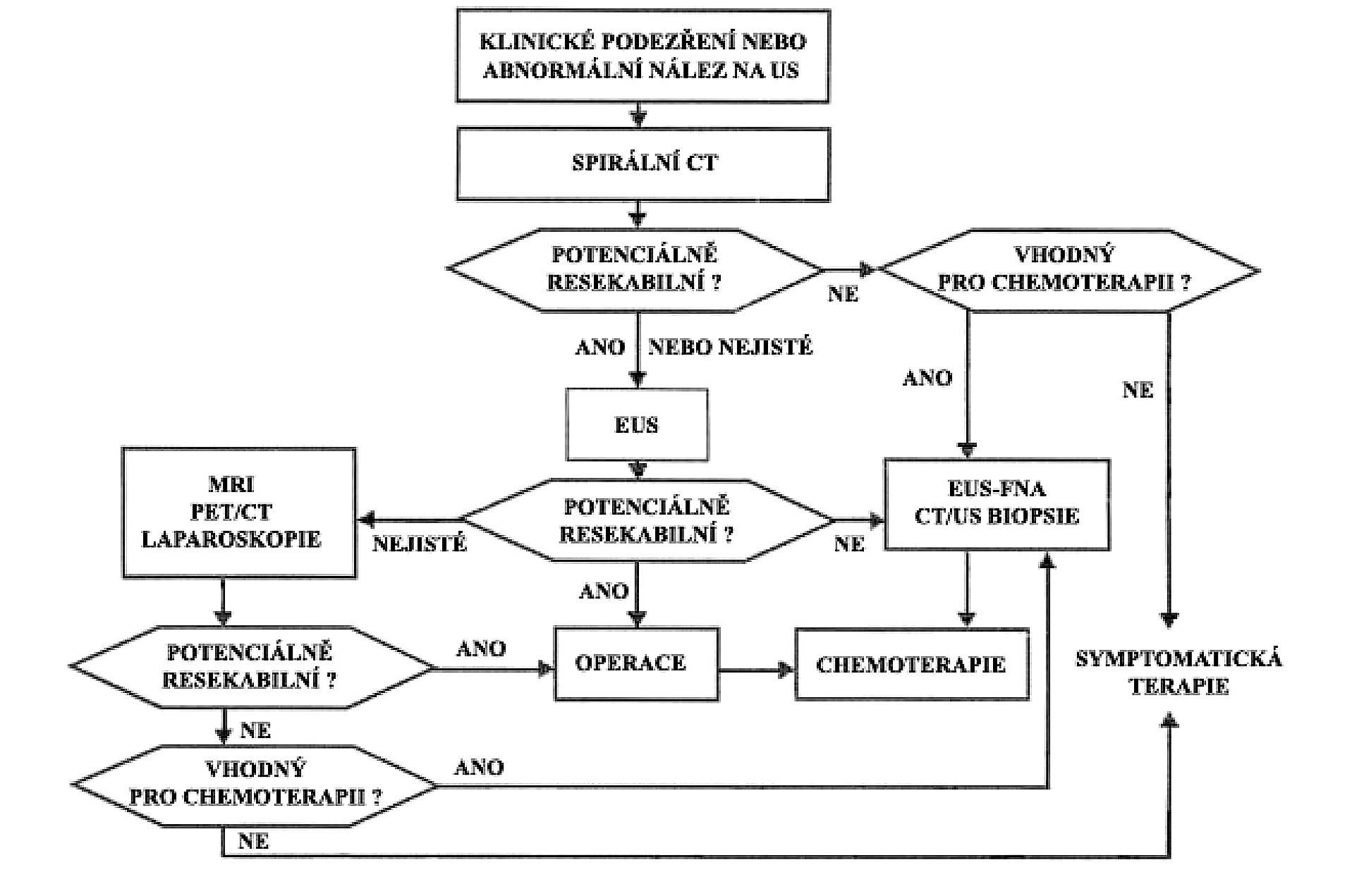 Diagnostický algoritmus