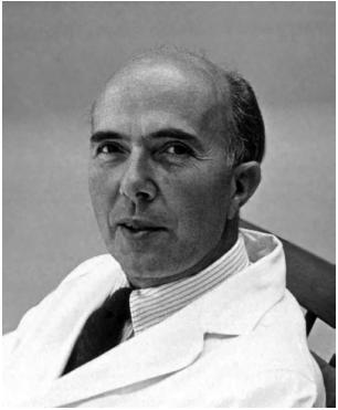 Renato Dulbecco (22. února 1914 – 19. února 2012)