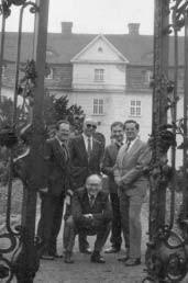 Doc. Marek se nikdy nad jiné nevyvyšoval – Kralsburg 1984.