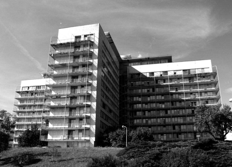 Dětská část nové fakultní nemocnice v Praze-Motole