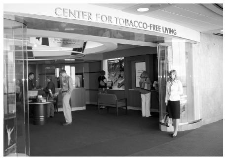 Centrum pro život bez tabáku Mayo Clinic
