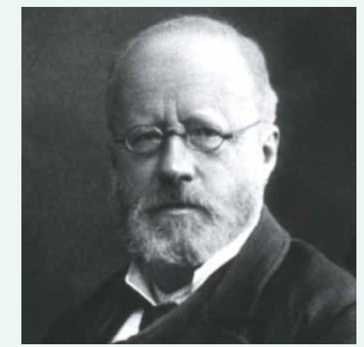 Pražský patologický anatom Edwin Klebs (1834–1913)