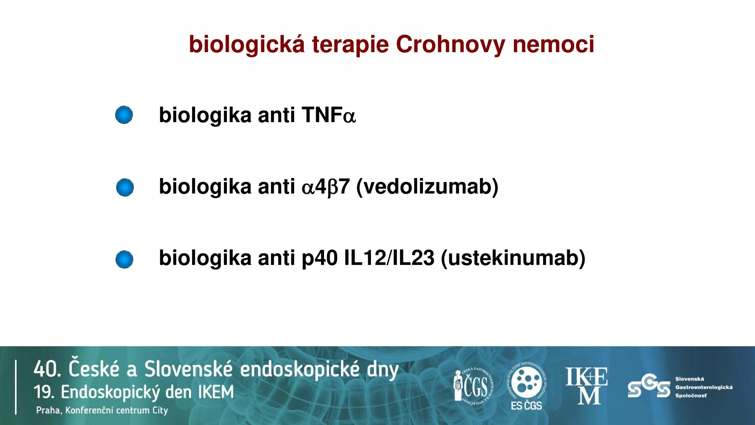 Klíčová úloha IL12/IL23 v patogenezi IBD - 13