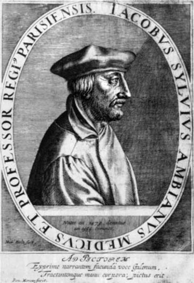 Jacobus Sylvius