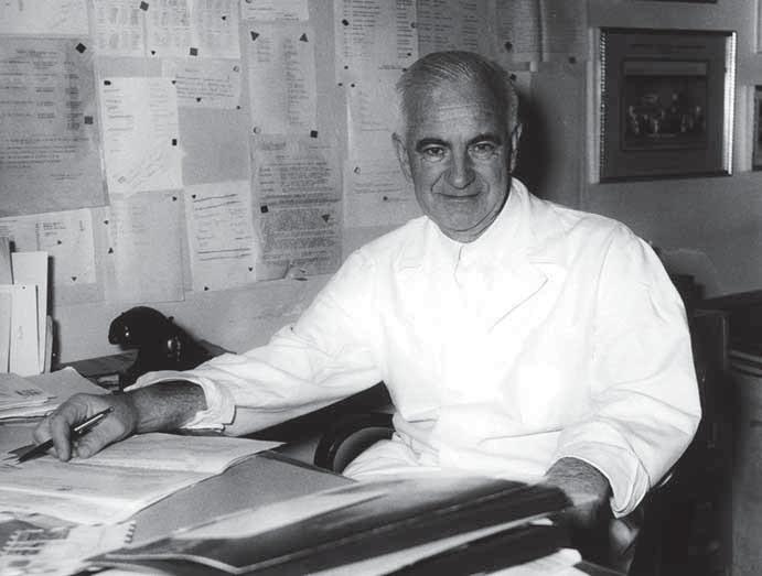 Prof. MUDr. Pavel Lukl (1959–1968).