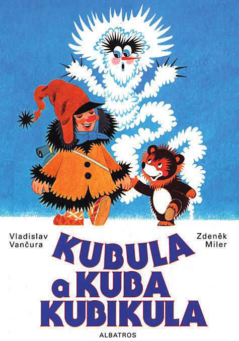 Přebaly knih: Markéta Lazarová, Rozmarné léto, Kubula a Kuba Kubikula