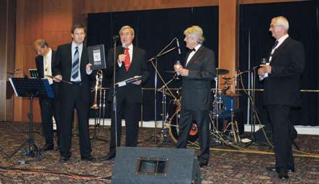 Předávání cen ČUS za nejlepší publikaci roku 2008