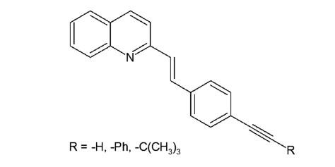 Styrylquinoline derivatives