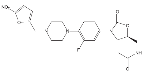 RBx7644, ranbenzolid – inhibitor proteosyntézy