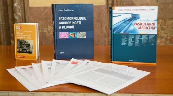Oceněné publikace
