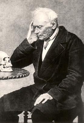 Jan Evangelista Purkyně v roce 1867