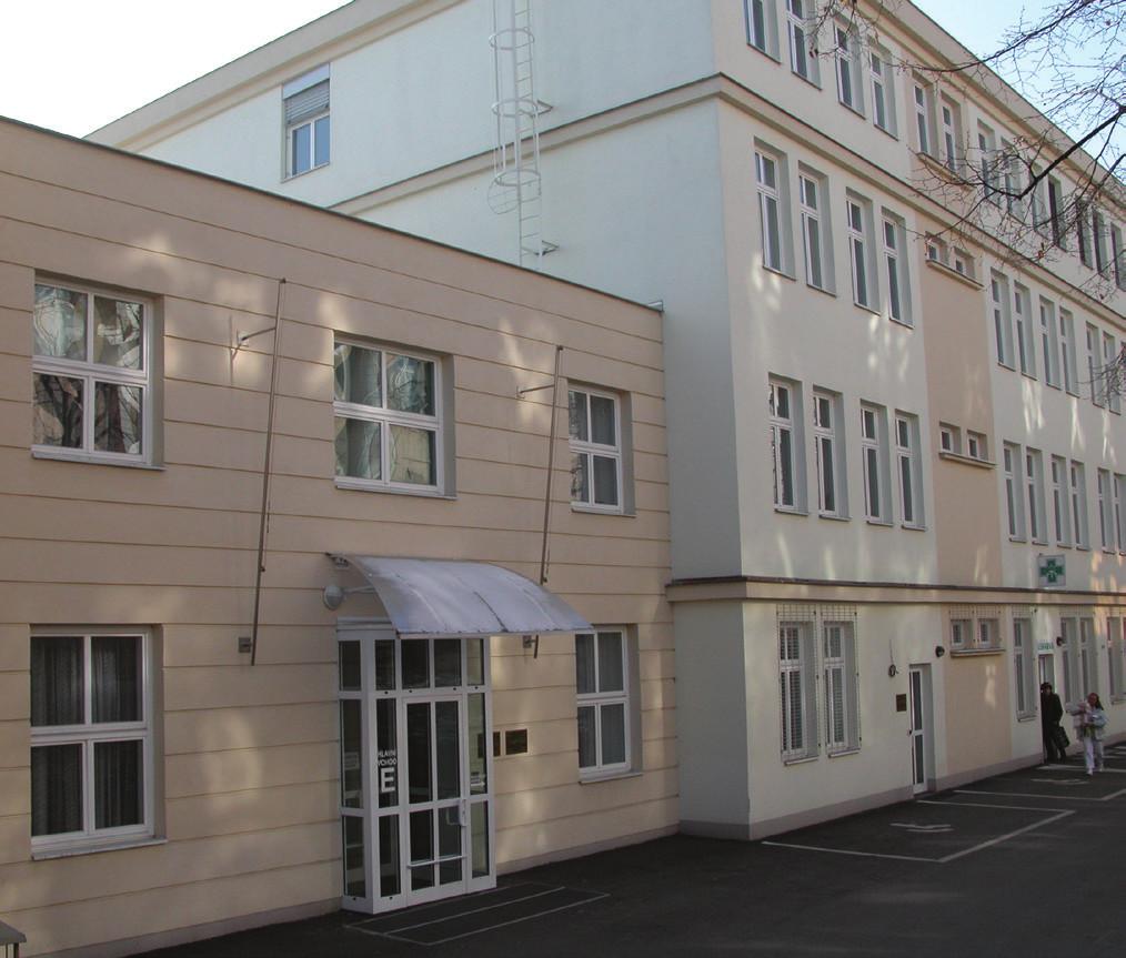 Foto 1 Přístavba LOEC umožnila rozšiřeni klinických i výukových prostor oční kliniky FNKV a 3.LF UK Praha
