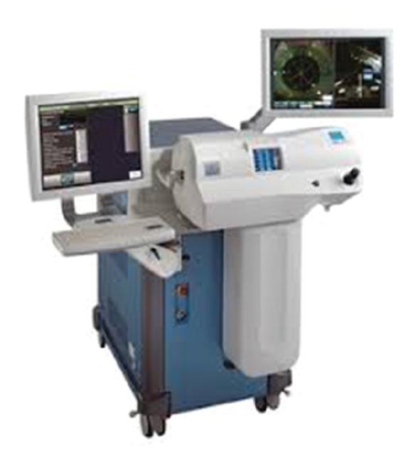 Femtosekundový laser LenSx® (Alcon, Fort Worth, Texas, USA)