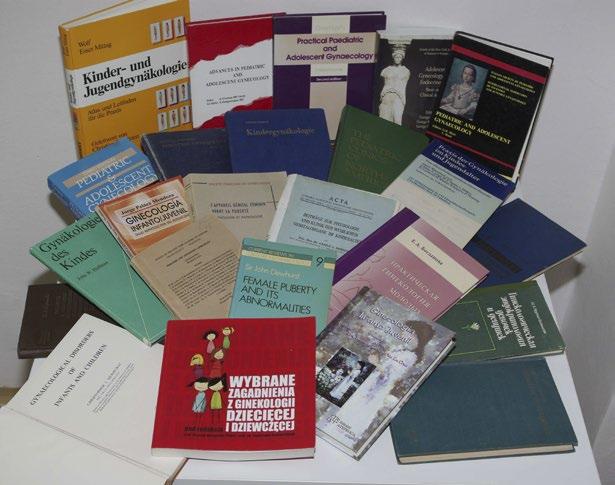 Obor dětské gynekologie ve světovém písemnictví