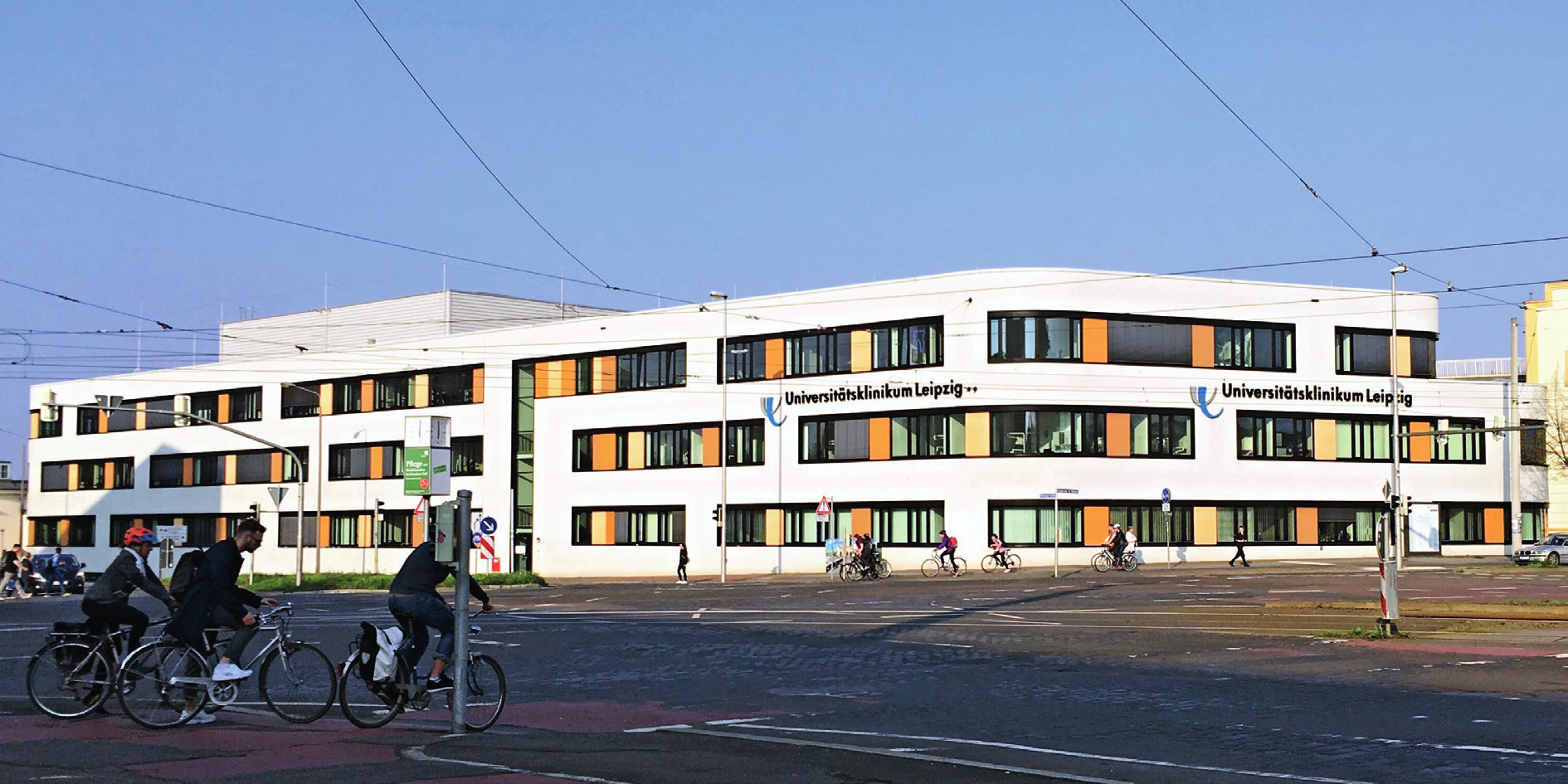 Univerzitní klinika Lipsko.