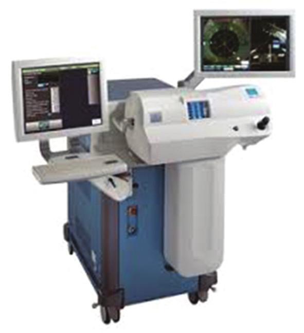 Femtosecond laser LenSx® (Alcon, Fort Worth, Texas, USA)